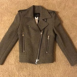 Isabel Marant Moto Jacket / Grey